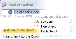 Search Online Merchants with Datafeedfile.com