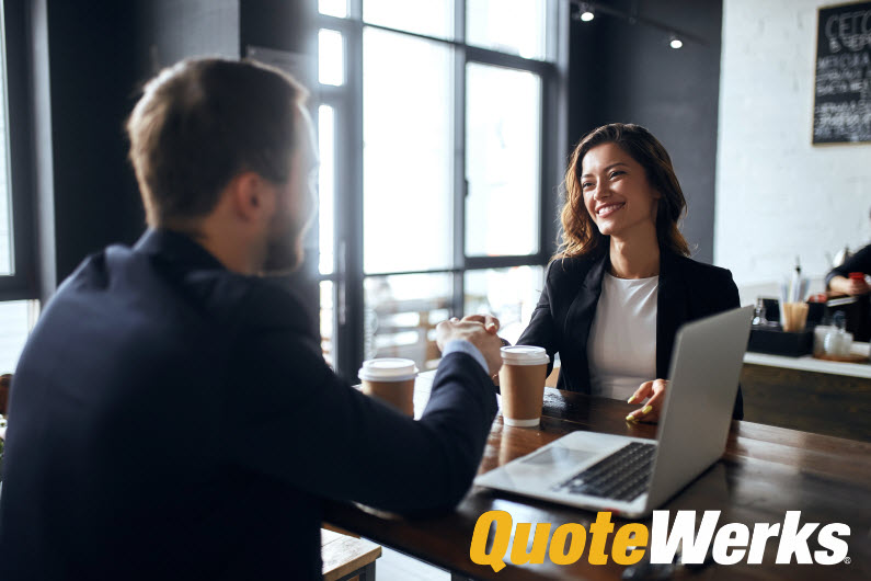 Business Proposal Ideas That Will Help Your Team Close More Deals - QuoteWerks