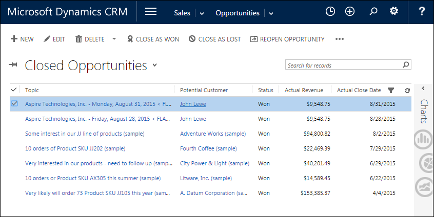 QuoteWerks Microsoft Dynamics CRM Integration Quotes Proposals Magnificent Crm Quote