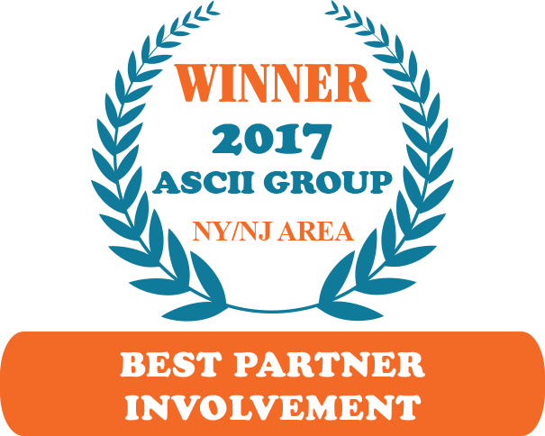 QuoteWerks was honored to be awarded Best Partner Involvement at NJ  2017