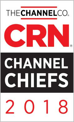QuoteWerks CPQ Vice President,  Brian Laufer, named by CRN as a Channel Chief - MSP