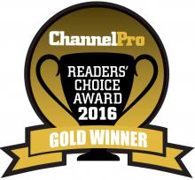 QuoteWerks CPQ wins Best Quoting Solution - Proposals and Estimates (CPQ) - Channel Pro 2016
