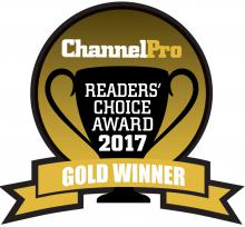 QuoteWerks CPQ wins Best Quoting Solution - Proposals and Estimates (CPQ) - Channel Pro 2017