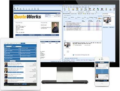 QuoteWerks Quoting software is a type of configure-price-quote (CPQ) software that places a focus on the quote, proposal, and request for proposal (RFP) stages of the sales process.